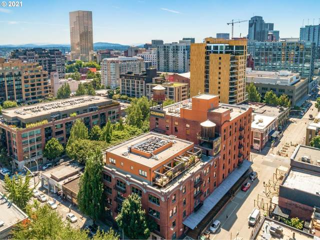 416 NW 13TH Ave #413, Portland, OR 97209 (MLS #21319074) :: The Pacific Group