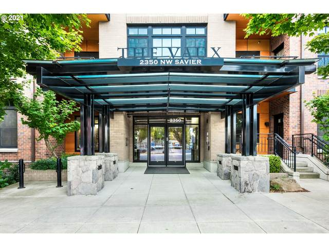 2350 NW Savier St #202, Portland, OR 97210 (MLS #21319164) :: Townsend Jarvis Group Real Estate