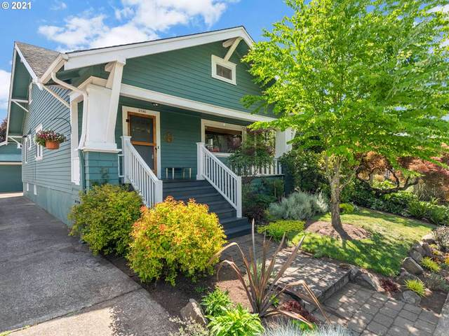 2946 NE 49TH Ave, Portland, OR 97213 (MLS #21321285) :: Song Real Estate