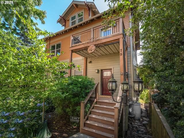 75 NE Graham St, Portland, OR 97212 (MLS #21322174) :: Real Tour Property Group