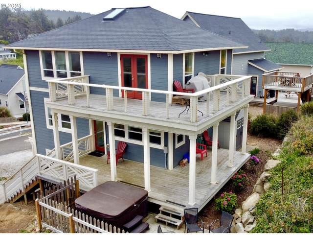 2571 SW Anemone Ave, Lincoln City, OR 97367 (MLS #21322801) :: Beach Loop Realty