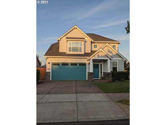 1580 S Lupine St, Canby, OR 97013 (MLS #21326173) :: Beach Loop Realty