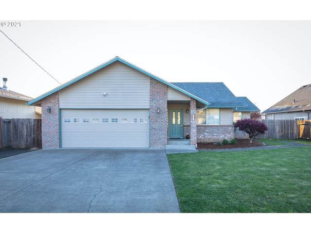 1237 Arcadia Dr, Eugene, OR 97401 (MLS #21327362) :: The Haas Real Estate Team