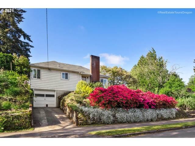 4108 SE Nehalem St, Portland, OR 97202 (MLS #21327613) :: Premiere Property Group LLC