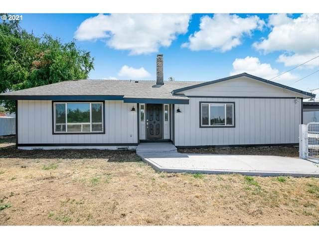 11034 Mill Creek Rd, Aumsville, OR 97325 (MLS #21328483) :: McKillion Real Estate Group