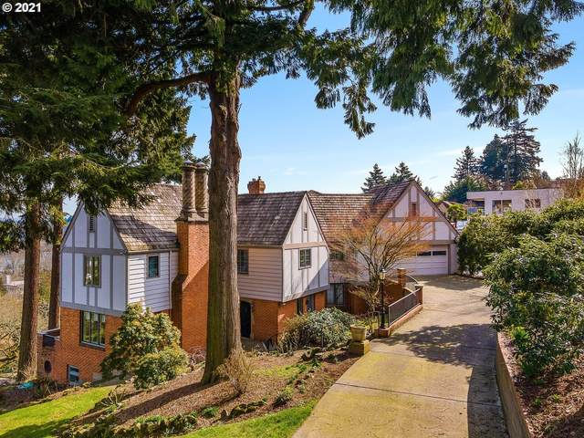 244 S California St, Portland, OR 97219 (MLS #21329876) :: Holdhusen Real Estate Group