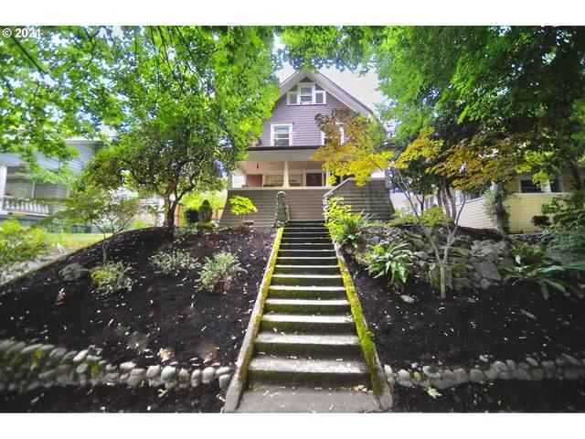 3814 NE Hassalo St, Portland, OR 97232 (MLS #21336506) :: Windermere Crest Realty