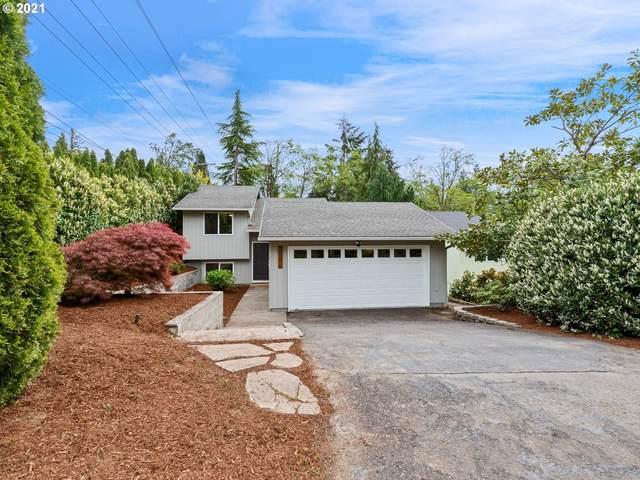 4906 SW Coronado St, Portland, OR 97219 (MLS #21337211) :: Duncan Real Estate Group