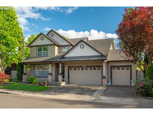16112 SW Hazeltine Ln, Tigard, OR 97224 (MLS #21339160) :: Song Real Estate