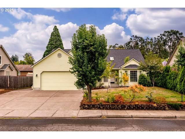 593 Lone Oaks Loop, Silverton, OR 97381 (MLS #21340335) :: Fox Real Estate Group
