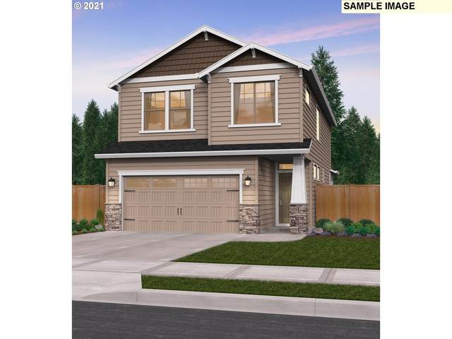 NE 109th Cir, Vancouver, WA 98682 (MLS #21343440) :: The Pacific Group