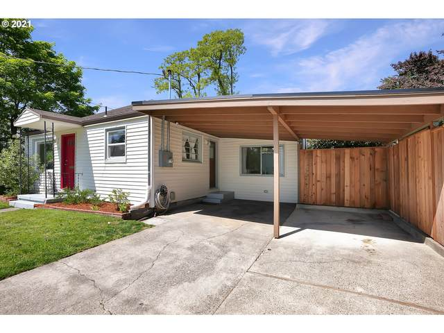 8005 SE Raymond St, Portland, OR 97206 (MLS #21343452) :: The Pacific Group