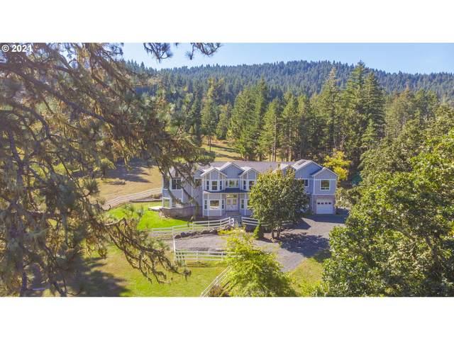 81066 Beach Rd, Creswell, OR 97426 (MLS #21345176) :: Triple Oaks Realty