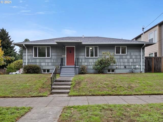 9224 N Van Houten Ave, Portland, OR 97203 (MLS #21351068) :: Oregon Farm & Home Brokers