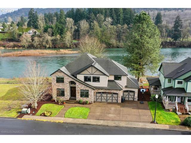 218 Misty Dr, Woodland, WA 98674 (MLS #21351818) :: Stellar Realty Northwest