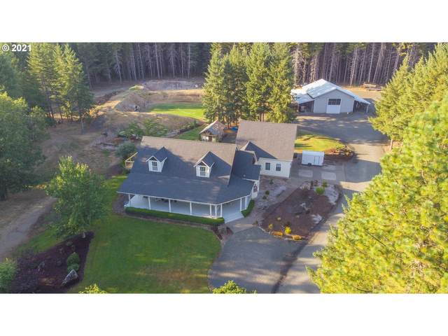 88962 Falcon Dr, Elmira, OR 97437 (MLS #21353969) :: The Haas Real Estate Team