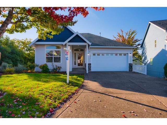 5615 SE Chase Loop, Gresham, OR 97080 (MLS #21355287) :: Real Tour Property Group