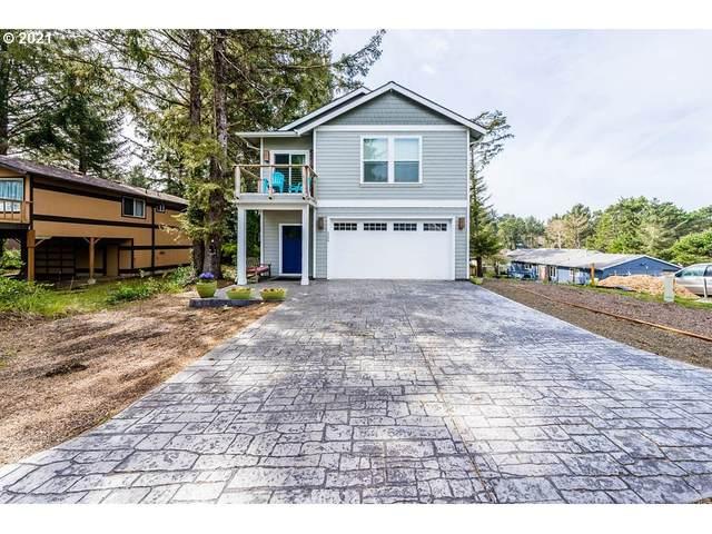 220 SW Cliff St, Depoe Bay, OR 97341 (MLS #21358475) :: Premiere Property Group LLC