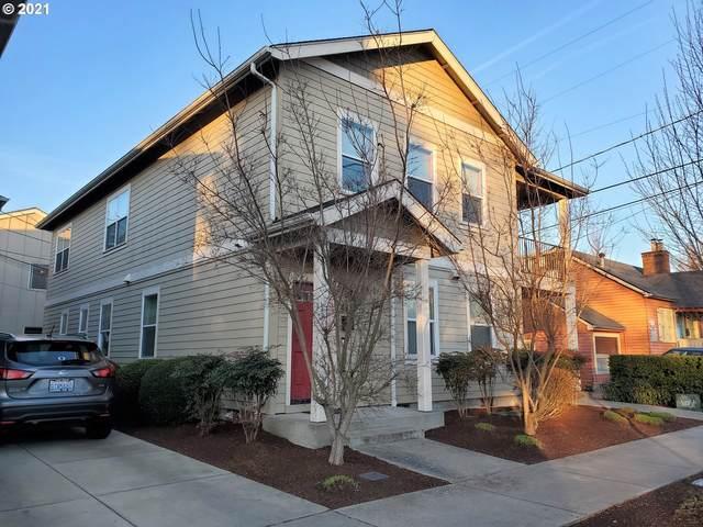 441 E 16TH Ave, Eugene, OR 97401 (MLS #21360134) :: Brantley Christianson Real Estate