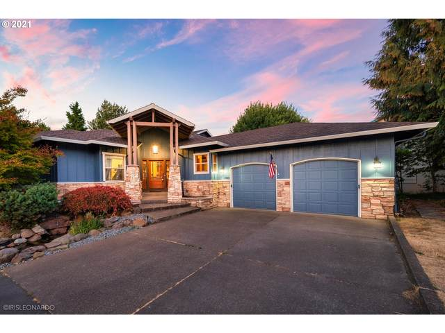 1003 NW 103RD St, Vancouver, WA 98685 (MLS #21360779) :: The Liu Group