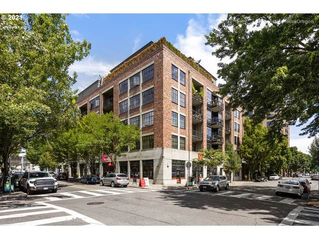 408 NW 12TH Ave #405, Portland, OR 97209 (MLS #21362198) :: Next Home Realty Connection