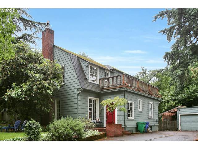 2419 NE 21ST Ave, Portland, OR 97212 (MLS #21362387) :: Real Tour Property Group