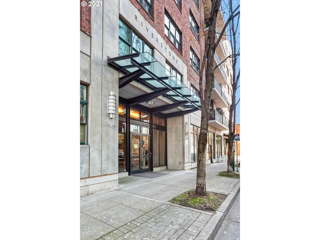 820 NW 12TH Ave #206, Portland, OR 97209 (MLS #21370702) :: Song Real Estate