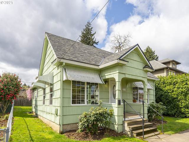 5338 N Depauw St, Portland, OR 97203 (MLS #21371178) :: Brantley Christianson Real Estate