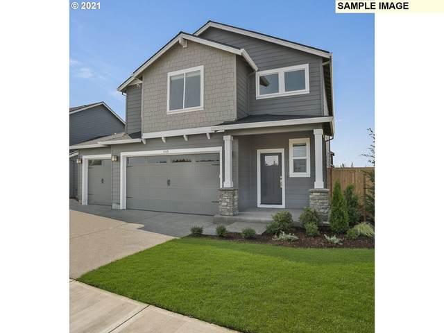1821 NE 12TH St, Battle Ground, WA 98604 (MLS #21372531) :: Premiere Property Group LLC