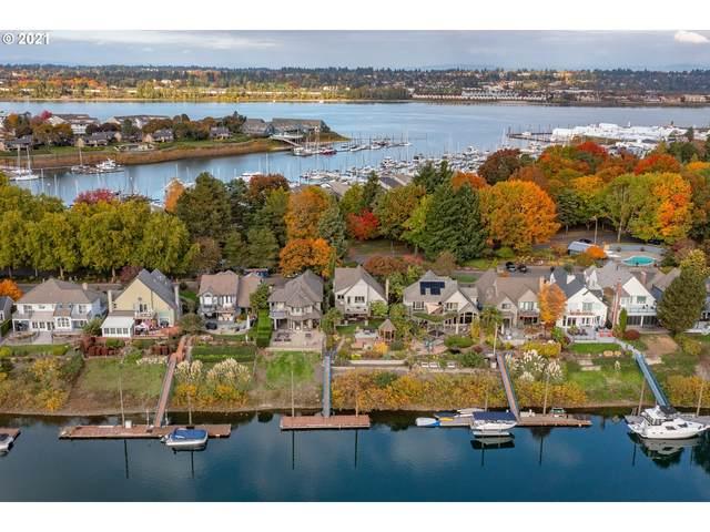 366 N Lotus Isle Dr, Portland, OR 97217 (MLS #21373742) :: Song Real Estate
