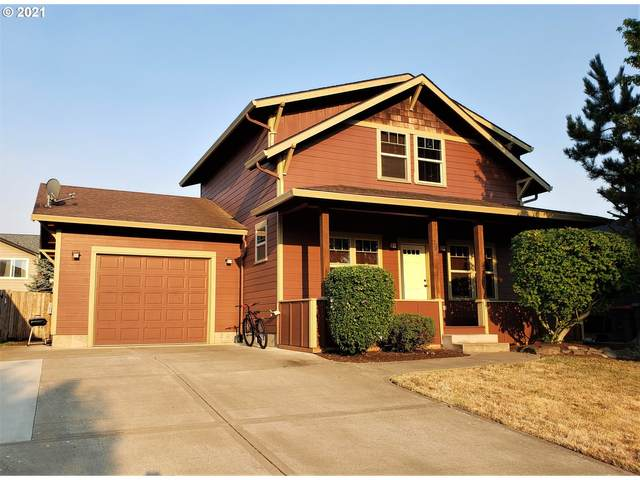 223 SE Hope Ct, Sheridan, OR 97378 (MLS #21376251) :: Holdhusen Real Estate Group