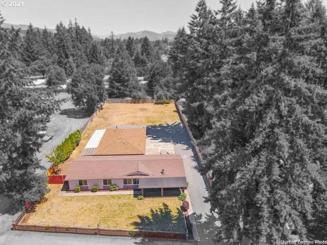 1445 42ND Ave, Sweet Home, OR 97386 (MLS #21377126) :: Stellar Realty Northwest