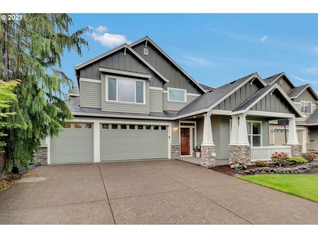13394 NW Keeton Park Ln, Portland, OR 97229 (MLS #21383126) :: Stellar Realty Northwest