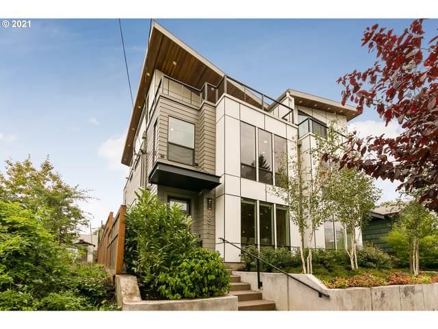 3517 N Albina Ave, Portland, OR 97227 (MLS #21384125) :: The Liu Group