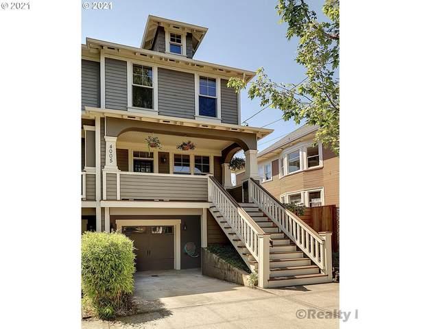 4005 NE Rodney Ave, Portland, OR 97212 (MLS #21387863) :: Keller Williams Portland Central