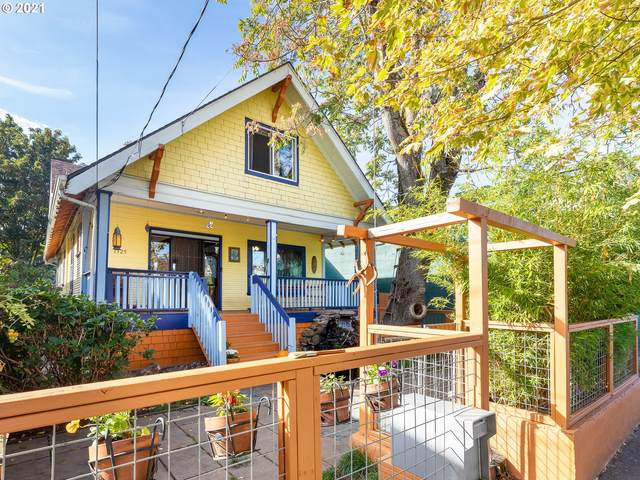 1525 SE 48TH Ave, Portland, OR 97215 (MLS #21387947) :: Song Real Estate