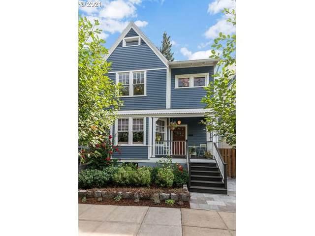 610 NW 22ND Ave, Portland, OR 97210 (MLS #21390166) :: Keller Williams Portland Central