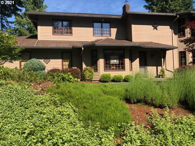24930 E Bright Ave, Welches, OR 97067 (MLS #21393438) :: Premiere Property Group LLC