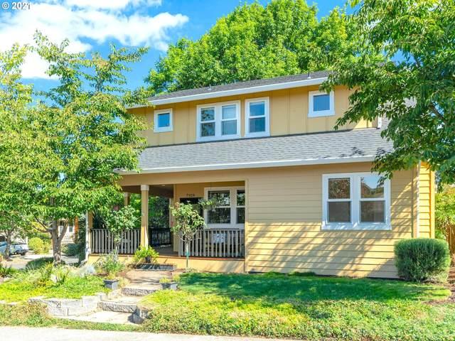7928 N Burrage Ave, Portland, OR 97217 (MLS #21393595) :: Windermere Crest Realty