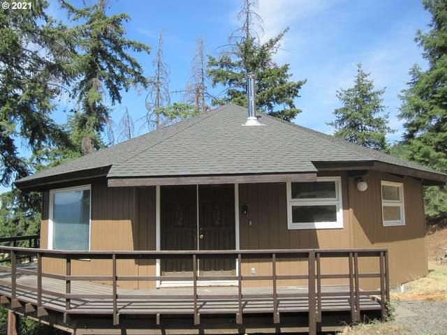 2135 Fisher Hill Rd, Glenwood, WA, WA 98619 (MLS #21397359) :: Premiere Property Group LLC