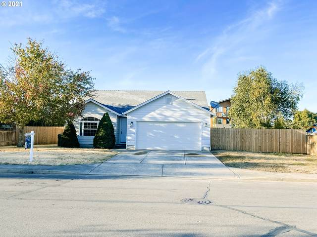 970 W 17TH Ave, Junction City, OR 97448 (MLS #21398105) :: Townsend Jarvis Group Real Estate
