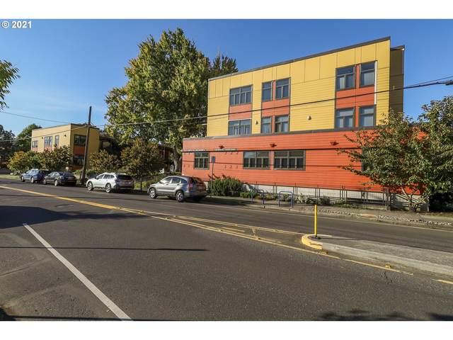 2525 N Killingsworth St #312, Portland, OR 97217 (MLS #21398496) :: Windermere Crest Realty