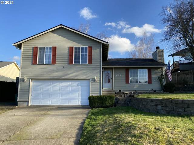 4365 SE Sweetbriar Ln, Troutdale, OR 97060 (MLS #21400150) :: Real Tour Property Group