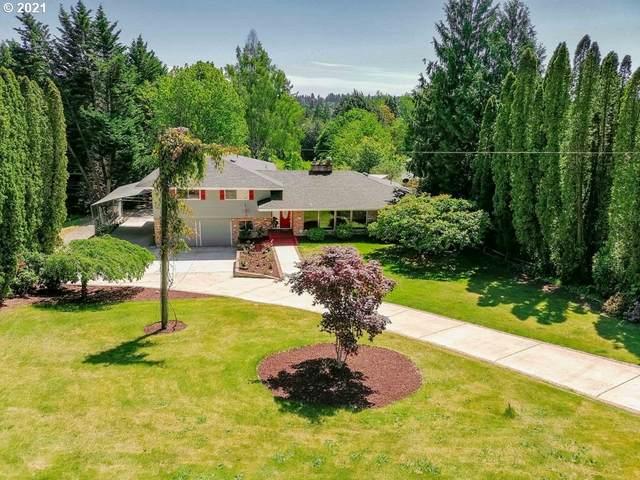 3003 NE 42ND St, Vancouver, WA 98663 (MLS #21403647) :: Real Tour Property Group