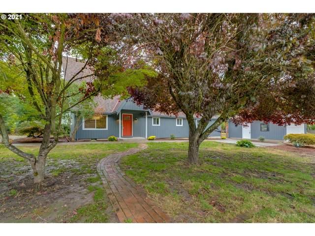 3024 SE Westview Ave, Milwaukie, OR 97267 (MLS #21403870) :: Fox Real Estate Group