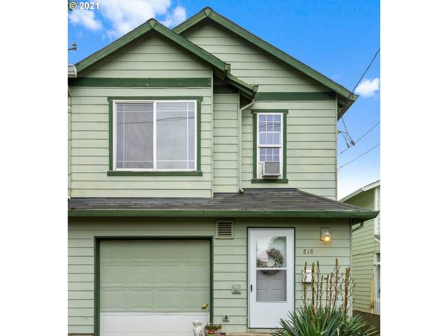 316 SE 88TH Ave, Portland, OR 97216 (MLS #21404022) :: Coho Realty