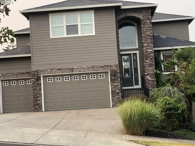 14739 SE Badger Creek Rd, Happy Valley, OR 97086 (MLS #21406530) :: Windermere Crest Realty