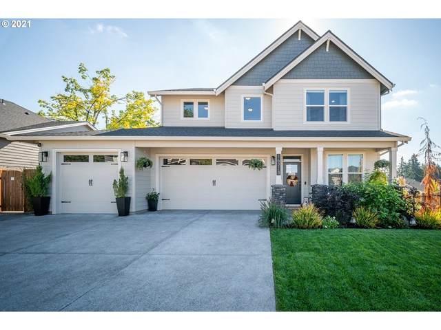 16218 Jada Way, Oregon City, OR 97045 (MLS #21407263) :: Premiere Property Group LLC
