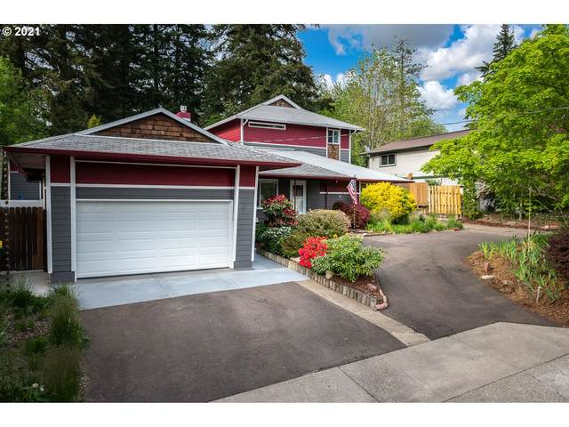 6815 SW Walnut Ter, Tigard, OR 97223 (MLS #21407854) :: Next Home Realty Connection
