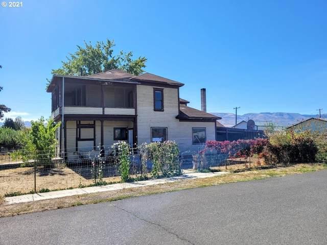 100 Vine St, Richland, OR 97870 (MLS #21411447) :: Real Estate by Wesley